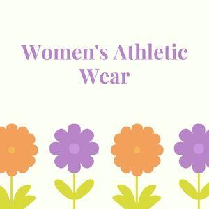 Women's Athletic Wear